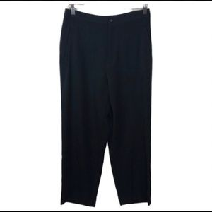 Briggs New York Black dress pants  Sz 12P